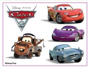 CARS 2 Tatoos