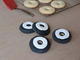 Whitewall Tire Cookies