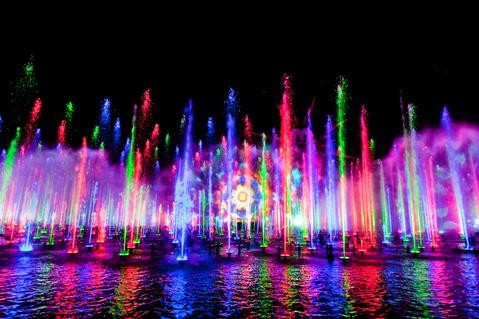 World of Color at California Adventure