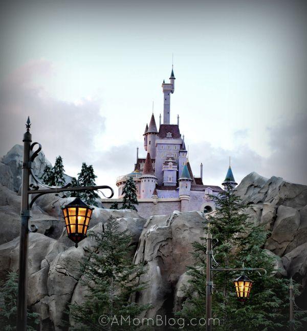 Fantasyland Beast Castle