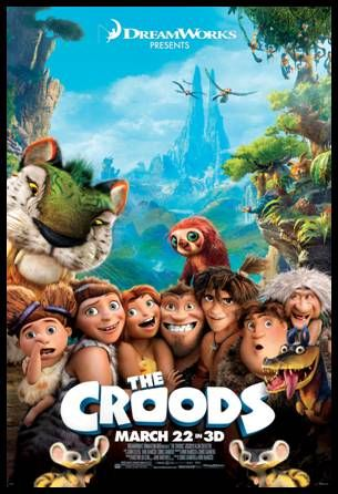DreamWorks Animation The CROODS