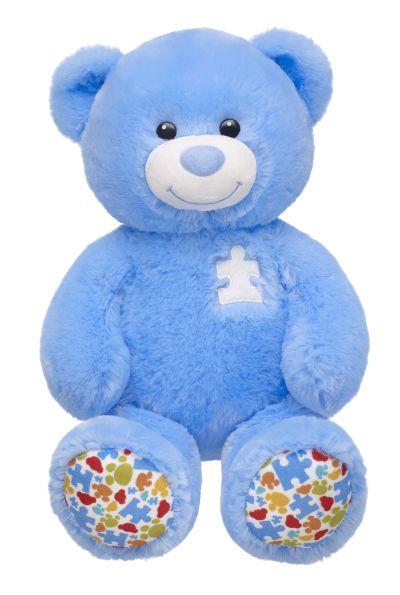 autism speaks bear