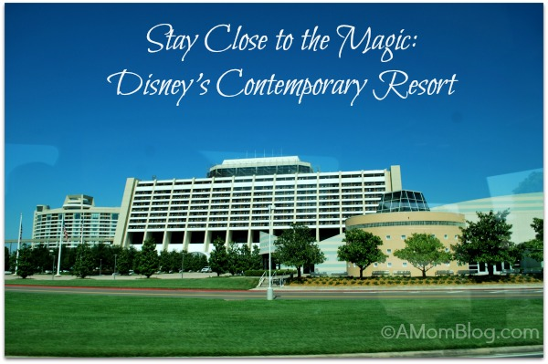 walt disneyworld resort - contemporary