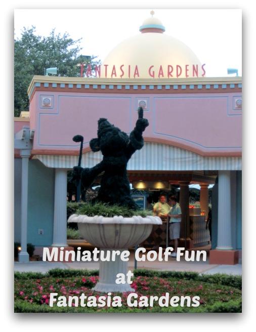 Disney Fantasia Gardens