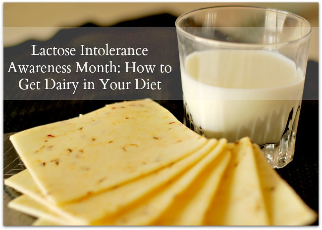 dairy in your diet
