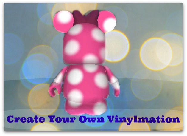 Design Your Own Virtual Vinylmation Figure Disney S Free