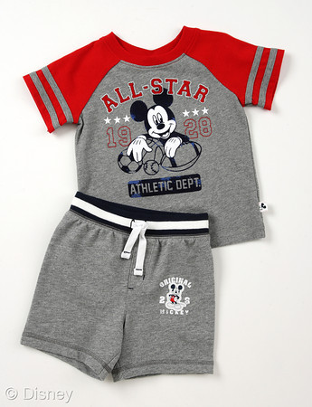 jumping beans capsule collection boys short set