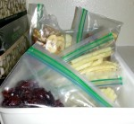 pre-portioned snacks
