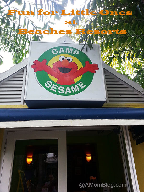 camp sesame at beaches resorts turks and caicos