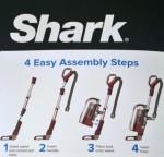 shark 4 step assembly
