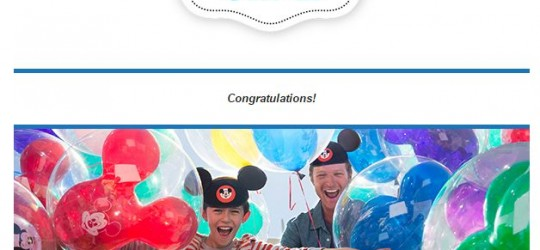 show your disneyside party host