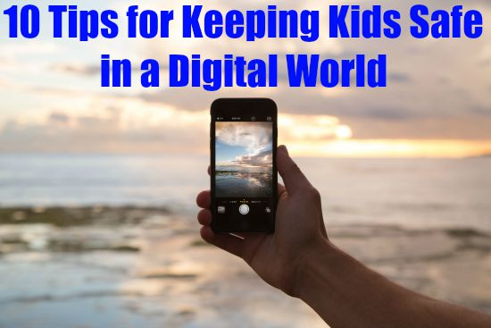 10 tips keeping kids safe