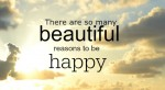 There are so many beautiful . . .