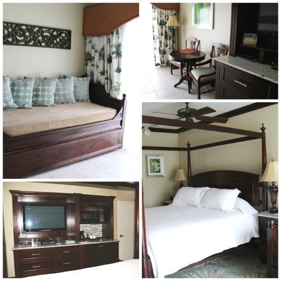 caribbean village room
