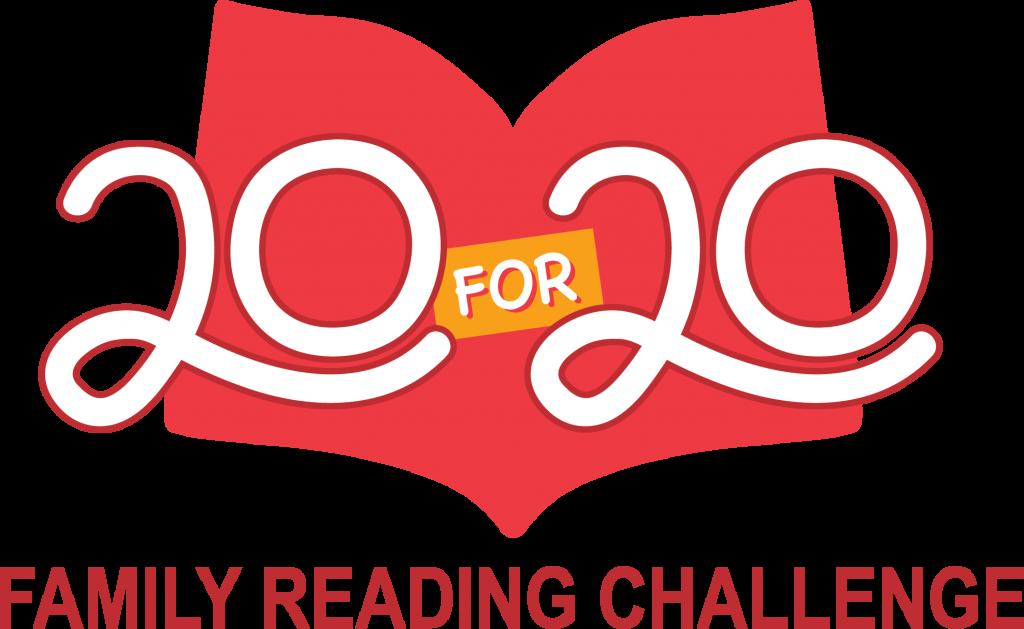 20for20 FamilyReadingChallenge_Logo