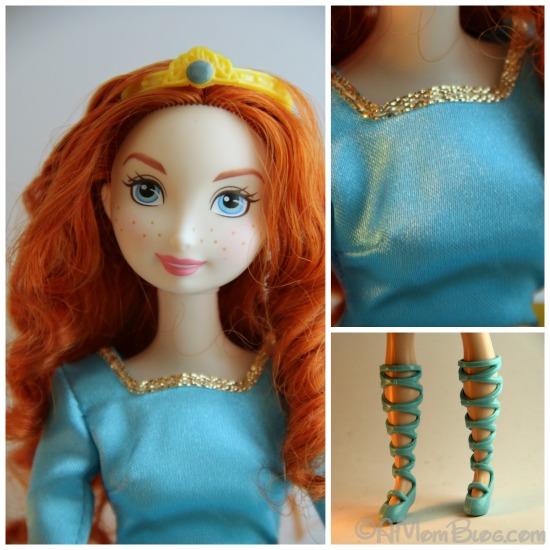 Princess Merida from Disney's BRAVE
