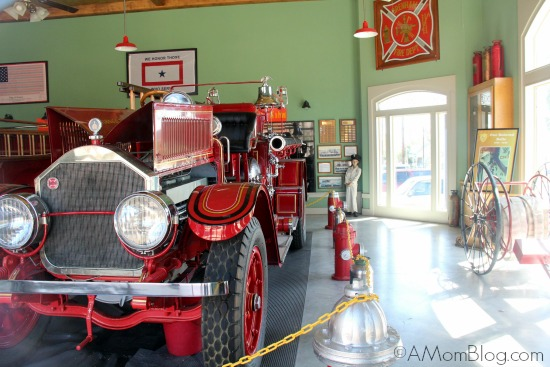 brenham fire station museum