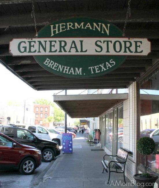 general store brenham tx