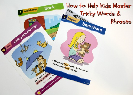 how to master tricky words