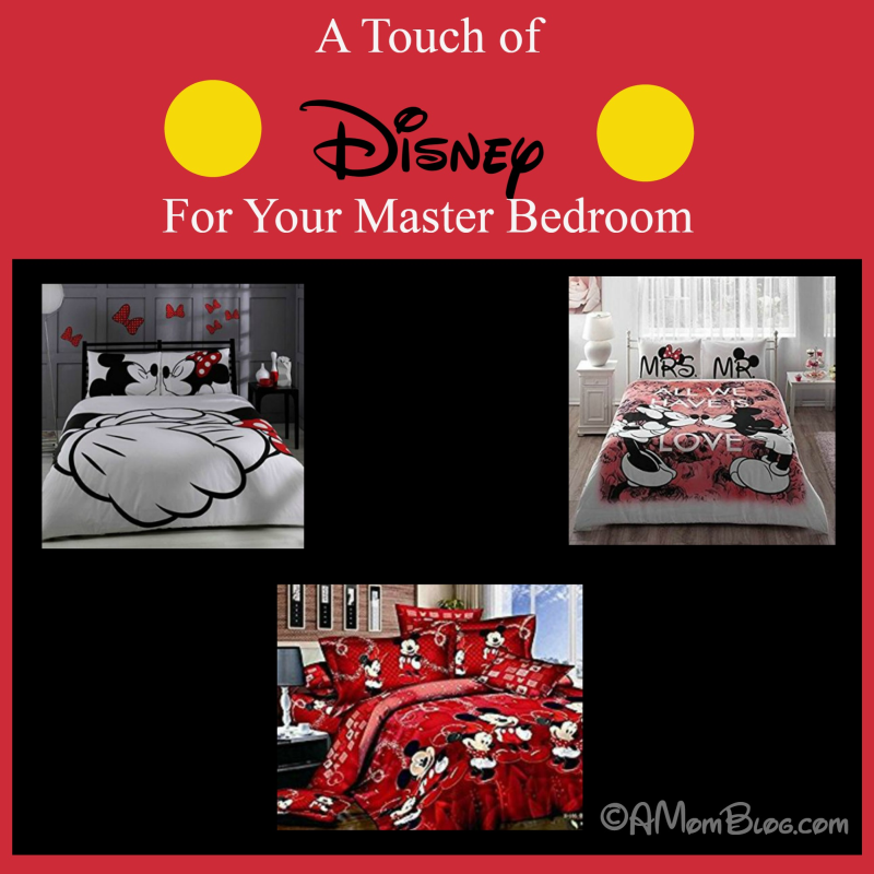 disney master bedroom