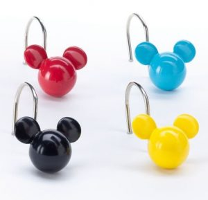 mickey-mouse-shower-curtain-hooks