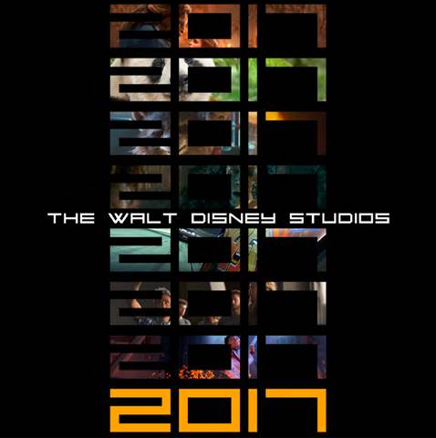 the walt disney studios 2017 movie slate