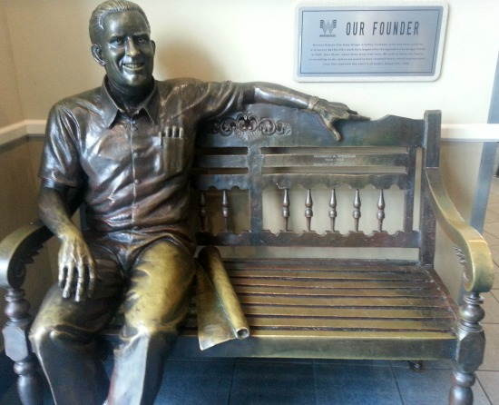 founder of Whataburger restaurants