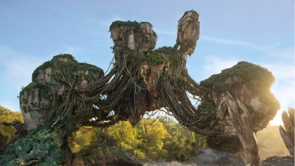 Pandora at disney animal kingdom