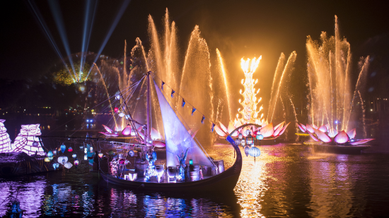 disney rivers of light