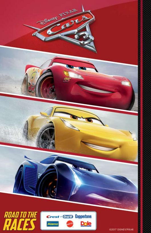 Disney PIXAR CARS3