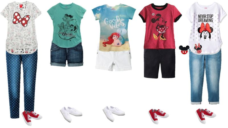 disney fashion girls