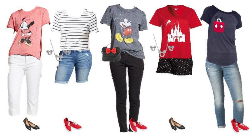 disney ladies fashions