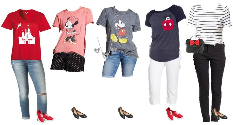 disney womens fashion
